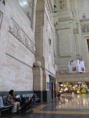 Central Train Station Milan
