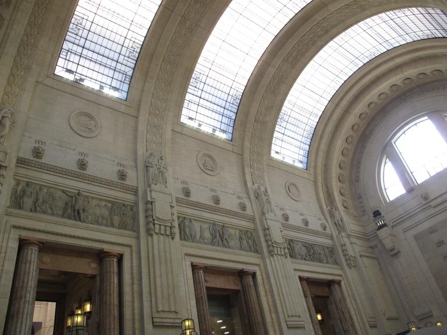 Central Station Milan