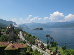 View from Hotel La Palma