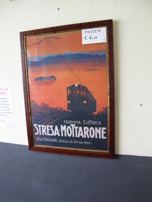 Old Mottarone poster
