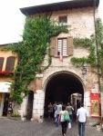 Siirmoine on Lake Garda