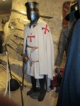 Castelbrando weapons & armour display