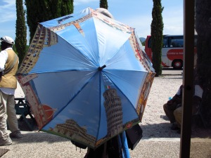 Pisa Umbrella