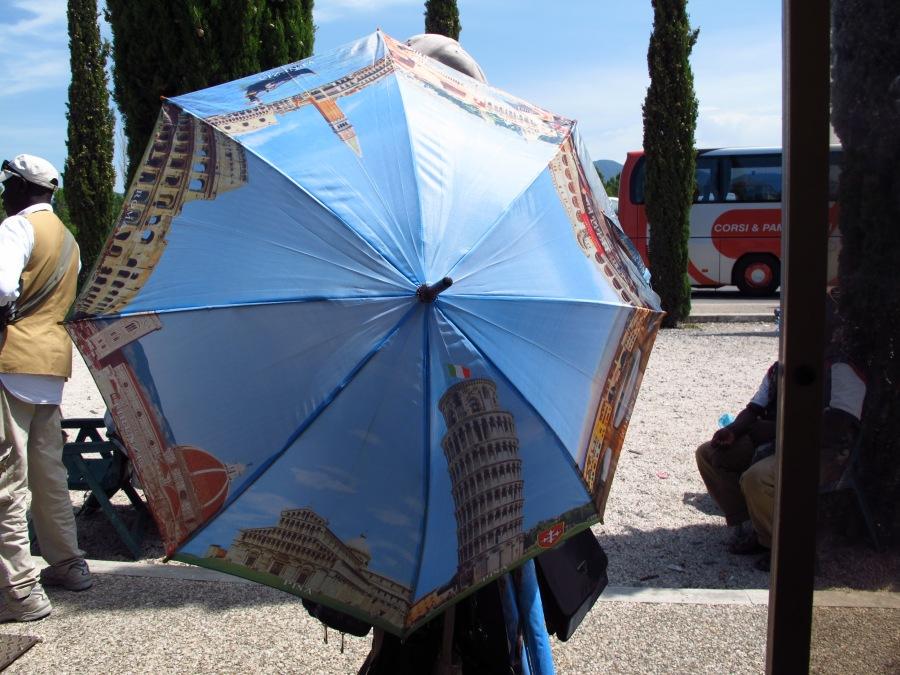 Pisa Umbrella