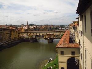 Ponte Vecchio, Florence Italy