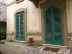 Shutters, Montecatini Italy