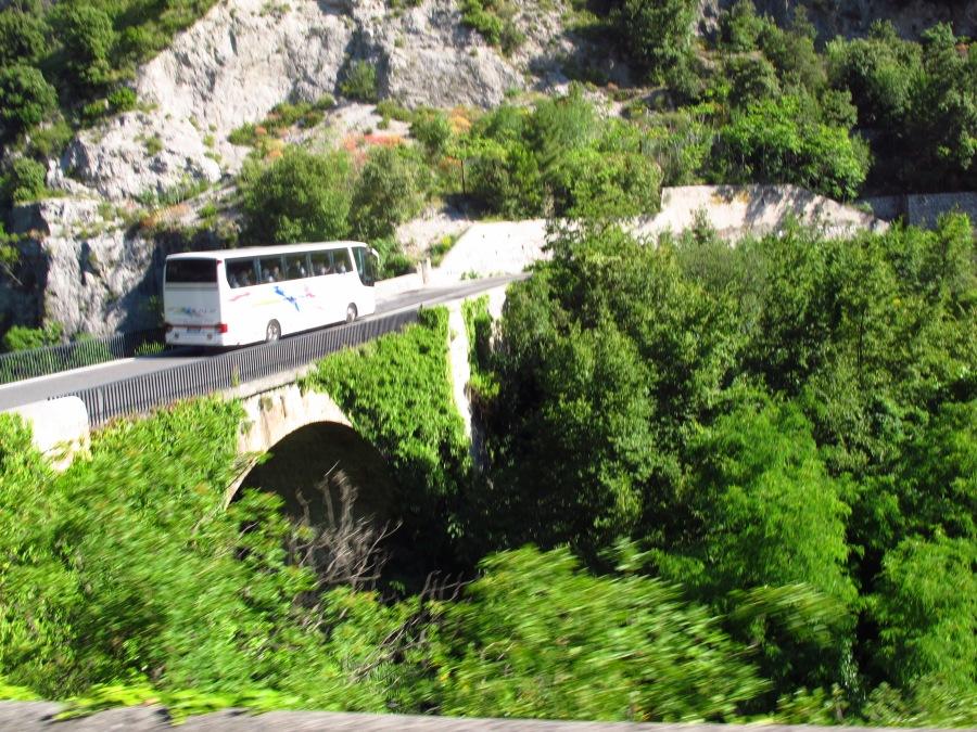 Bus & bridge