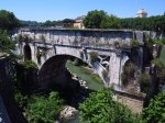 Ponte Rotto remnant, Rome