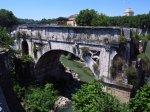Ponte Rotto remnant, Rome