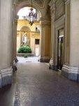 Enticing doorway, Rome