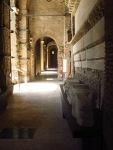 Tabularium walkway, Musei Capitolini, Rome