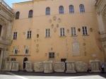 Courtyard wall, Musei Capitolini, Rome