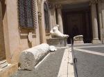 Courtyard, Musei Capitolini