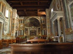 Interior Basillica di San Vitale