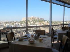 Now that's a view - Acropolis, Athens