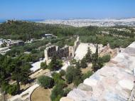 View from the Acropolis, Athens