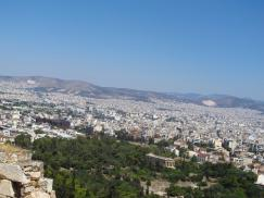 Athens is massive!
