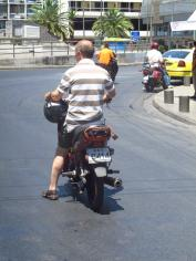 Taking bike safety seriously in Athens