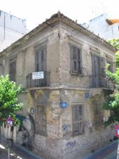 Athens - gorgeous buildings left to die