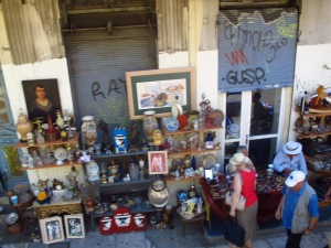 Markets in Athens
