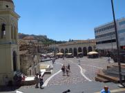 Athens - a city of contrasts