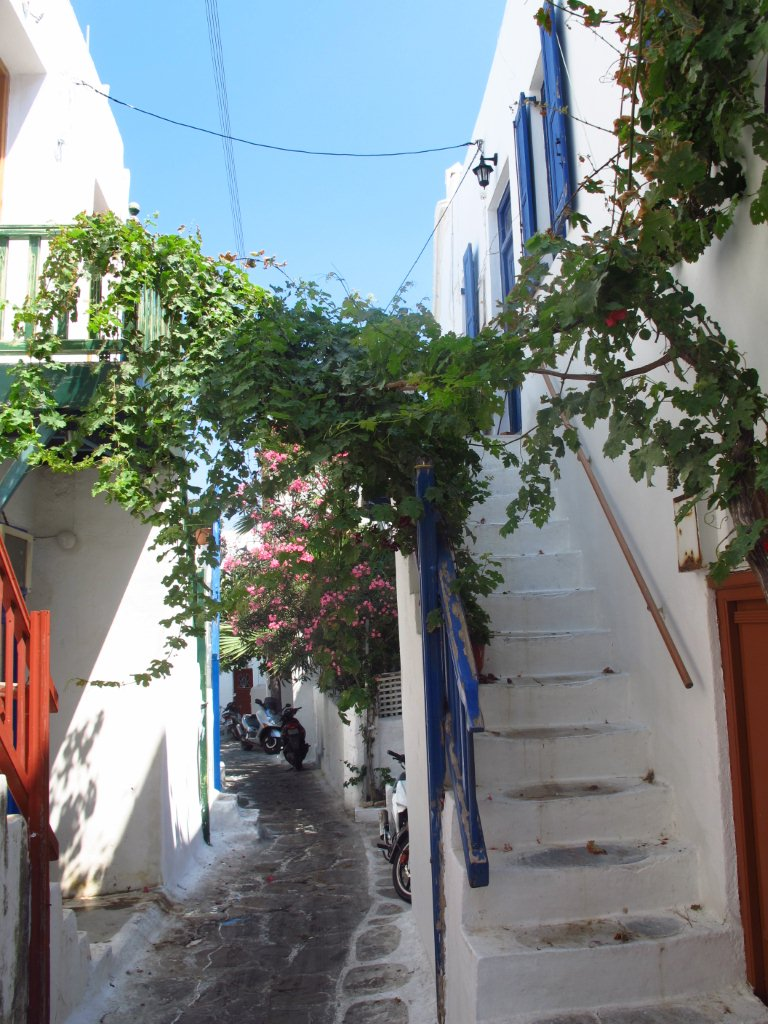Not just stairs - Mykonos