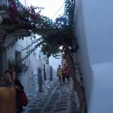 Laneways of Naoussa, Paros, Greece