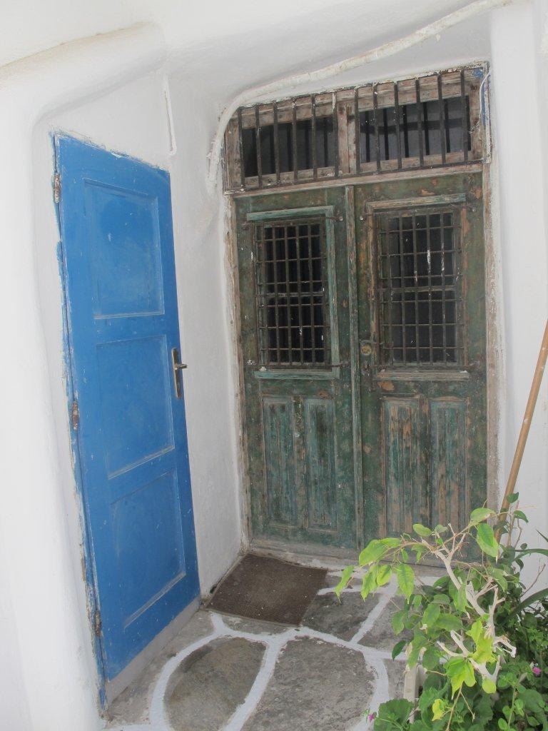 Doors of Paros 1