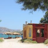 Cool beach, Paros