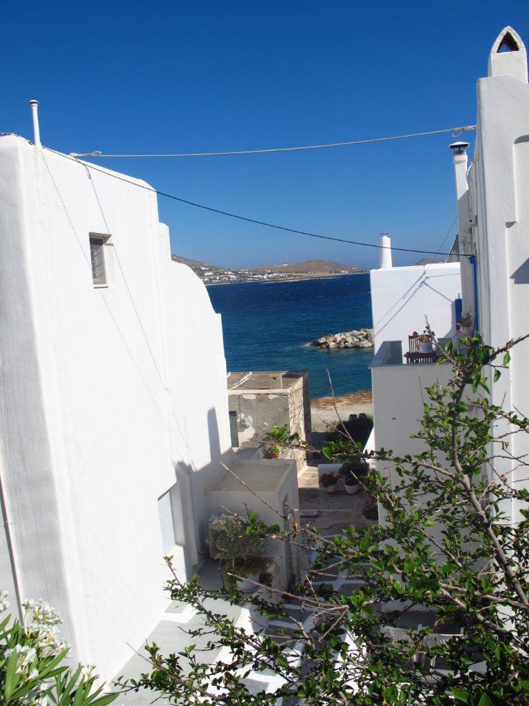 from Naoussa, Paros