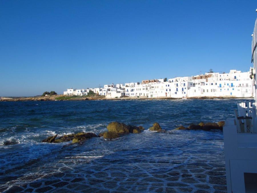 How cool - Naoussa, Paros