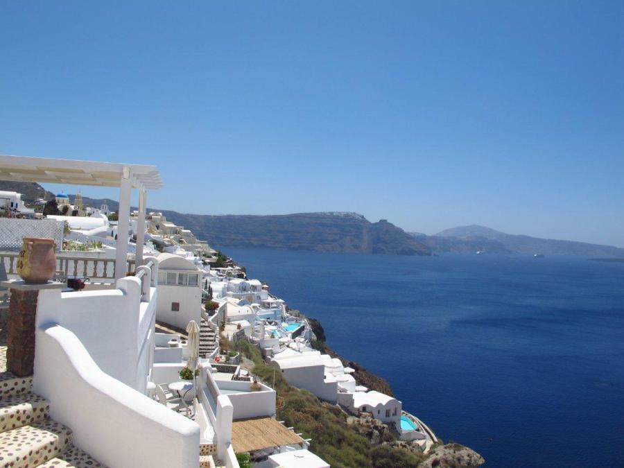 Oia, Santorini - or heaven maybe??
