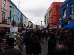 Portobello Rd Markets