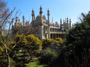 Royal Pavillion, Brighton, England