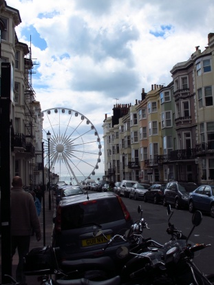 Brighton Wheel, England