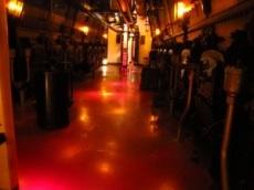 Coal ovens on HMS Warrior