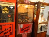 Old arcade games at Portsmouth Historic Dockyards