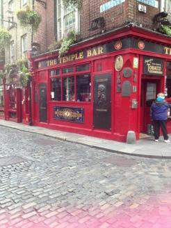 Iconic Temple Bar, Dublin