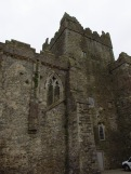 Tintern Abbey walls, Ireland