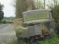 Not quite roadworthy, Saltmills, Ireland