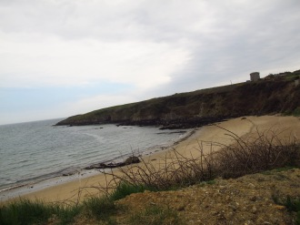 Beach near Fethard, Ireland