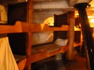 Inside Dunbrody Famine Ship, New Ross, Ireland