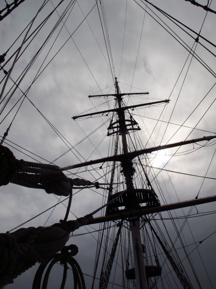 Dunbrody Famine Ship, New Ross, Ireland