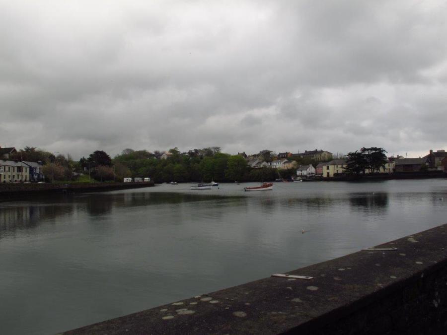 Overcast again/still - in Ireland