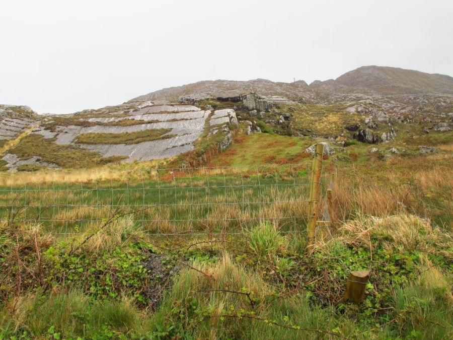 And now for something different, but still on the Beara Peninsular