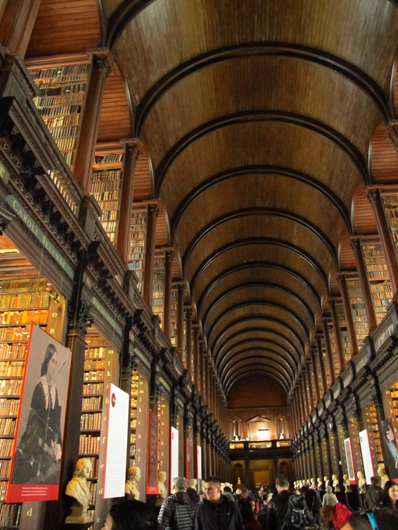 The Long Room, Old Library Dublin