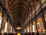 The Long Room at the Old Library, Dublin