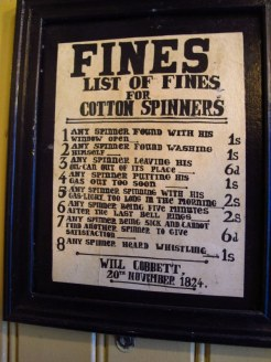 Who'd want to be a spinner? Found in a pub in Dublin