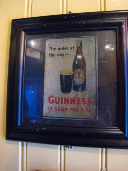 Old Guinness ad