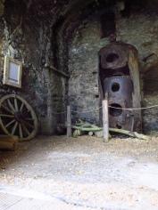 Boiler used for Ilfracombe Bath House